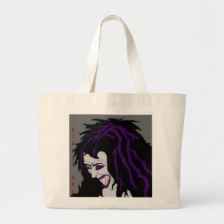 """Vampiro """"que sube absolutamente """" bolsa de mano"""