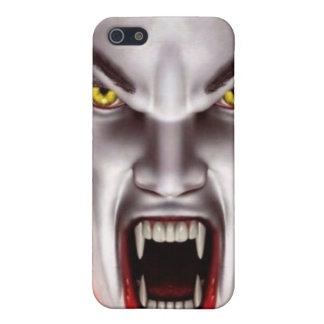 Vampiro sangriento iPhone 5 fundas