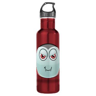 Vampiro Smilie Botella De Agua