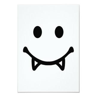 Vampiro sonriente comunicados