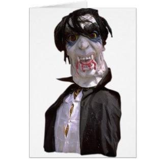 Vampiros de Halloween Twilite Tarjeta De Felicitación