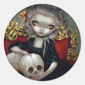 """""""Vampiros de Les: Pegatina de Les Crânes"""""""