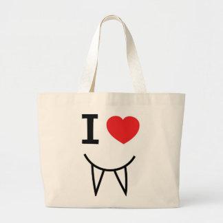 Vampiros del amor bolsas
