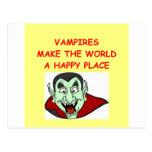 vampiros postales