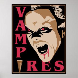 Vampiros Póster