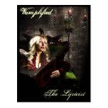 Vamplified, el autor postales