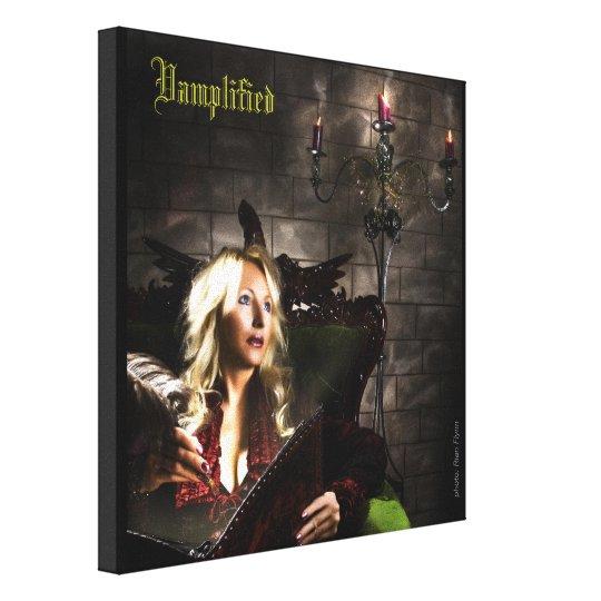 Vamplified® The Lyricist Canvas Print