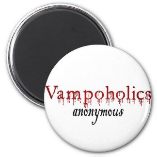 Vampoholics anonymous magnet