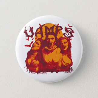 Vamps Pinback Button