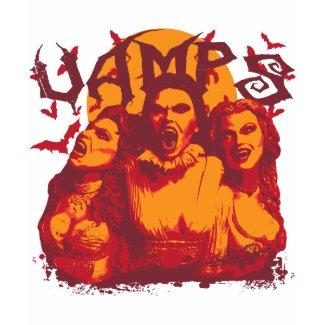 Vamps shirt