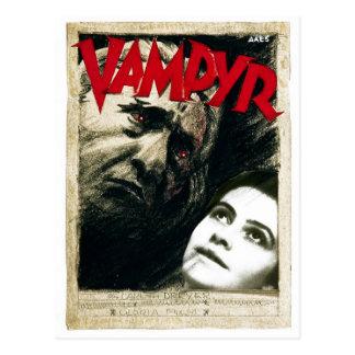 Vampyr Postcard