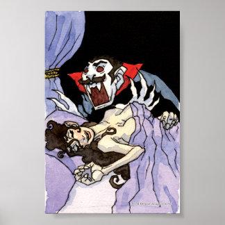 Vampyre Bite - Print