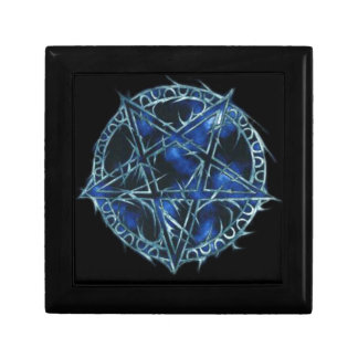Vampyric_Pentagram Jewelry Box