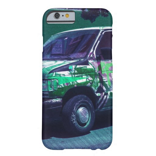 Van A roid - SanFrancisco Graffiti truck Barely There iPhone 6 Case