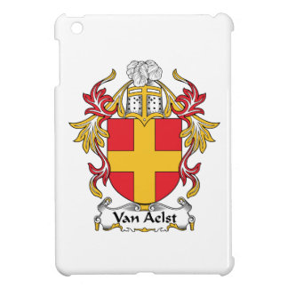 Van Aelst Family Crest Cover For The iPad Mini