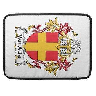 Van Aelst Family Crest Sleeve For MacBook Pro