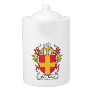 Van Aelst Family Crest