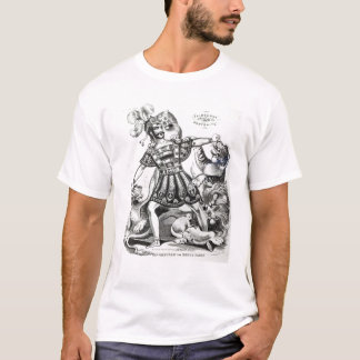 Van Amburgh the Brute Tamer, 1838 T-Shirt