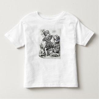 Van Amburgh the Brute Tamer, 1838 Tee Shirt