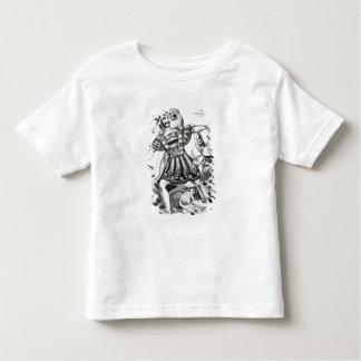 Van Amburgh the Brute Tamer, 1838 Toddler T-shirt