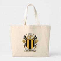 Van Ameyde Family Crest Bag