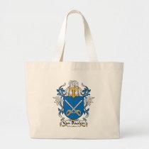 Van Baalen Family Crest Bag