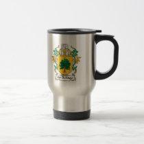 Van Berkhout Family Crest Mug