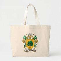 Van Berkhout Family Crest Bag