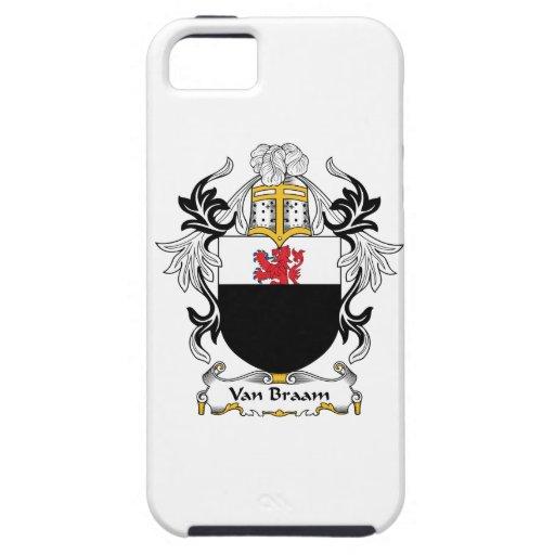 Van Braam Family Crest iPhone 5 Cover