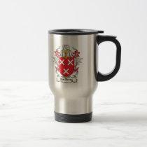 Van Breda Family Crest Mug