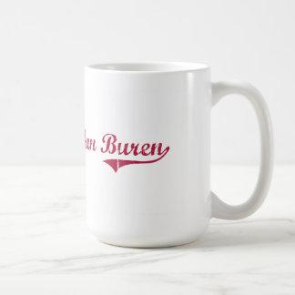 Van Buren Arkansas Classic Design Coffee Mug