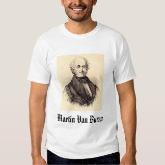 Van Buren, Martin Van Buren Camisas