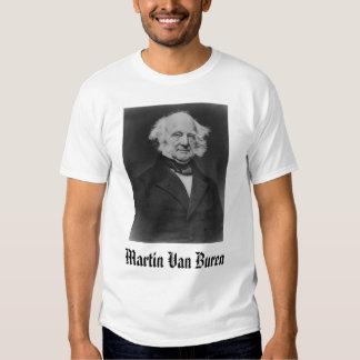 Van Buren, Martin Van Buren Poleras