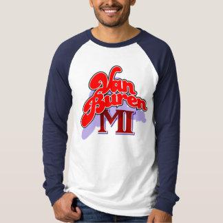 Van Buren MI openswoop shirt