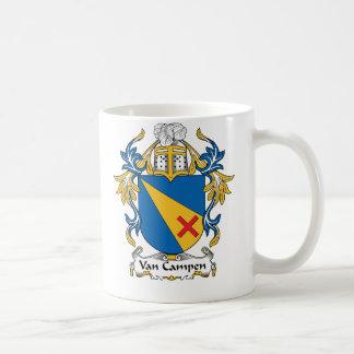 Van Campen Family Crest Coffee Mug