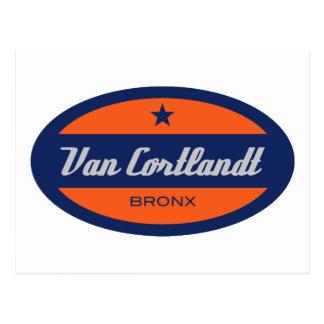 Van Cortlandt Postcard