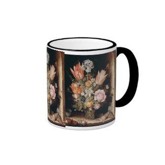 Van den Berghe's Flowers mugs