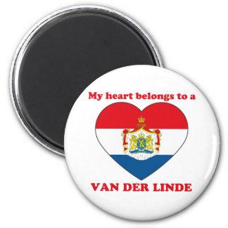 Van Der Linde Imán Redondo 5 Cm