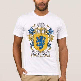 Van der Meer Family Crest T-Shirt