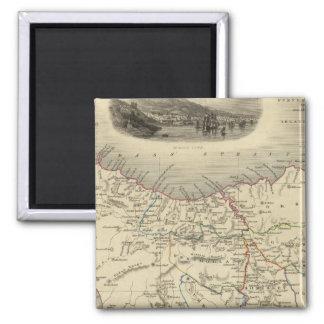 Van Diemen's Island or Tasmania Magnet