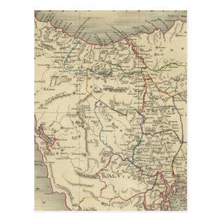 Van Diemen's Island or Tasmania Postcard