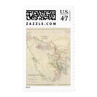Van Diemens Land 2 Postage