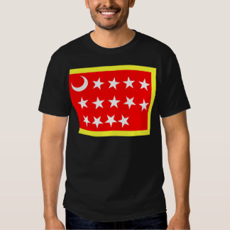 Van Dorn Flag (4th Missouri Infantry Regiment) Tee Shirt