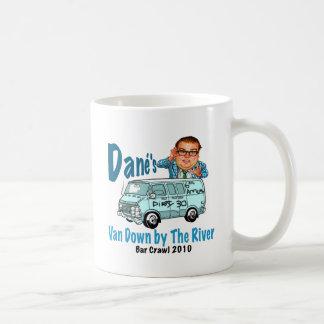 Van Down by the River Crawl Coffee Mug