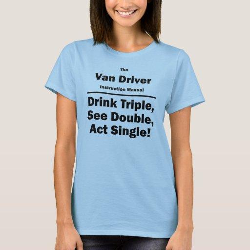 van driver playera