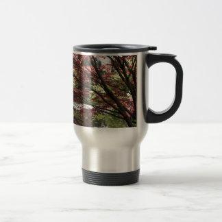 Van Dusen Garden, Japanese Maple 15 Oz Stainless Steel Travel Mug