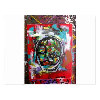 van ghnot by sludge postcard