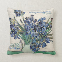 Van Gogh 100th Birthday Celebration Pillow
