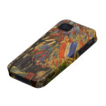 Van Gogh; 14th of July Celebration in Paris iPhone 4/4S Cover
