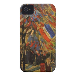 Van Gogh; 14th of July Celebration in Paris iPhone 4 Cover